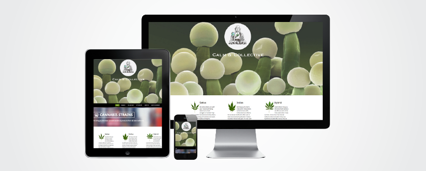 Dispensary Website