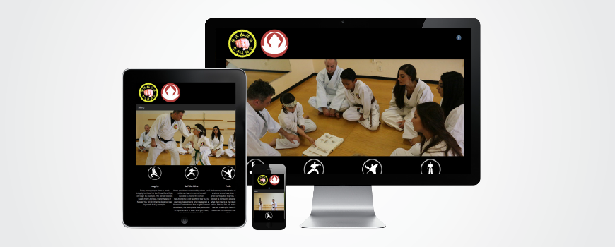 Karate Website