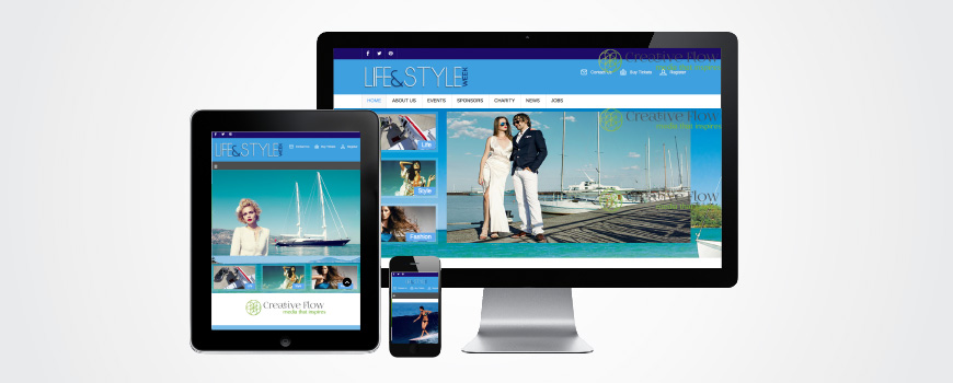 Life & Style Website